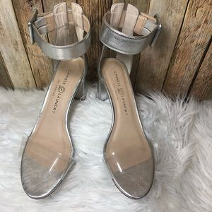 Chinese Laundry Ankle-Strap Heels